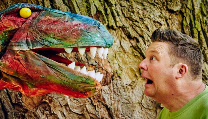 Big Top in the Park: Squashbox Theatre – Stones and Bones