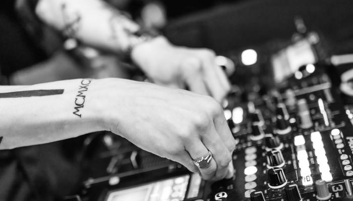 A Disco In a STR!P Club: DJ Paulette
