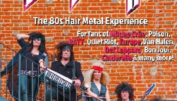 Sindrella: 80s Hair Metal Experience