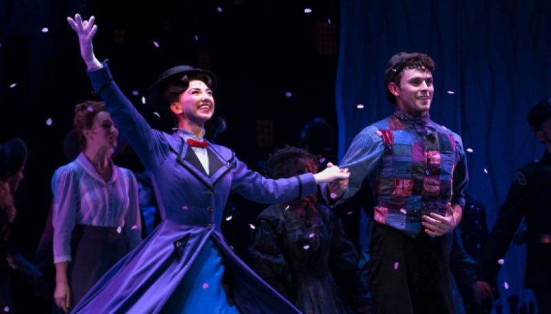 Full cast announced for Mary Poppins In the West End