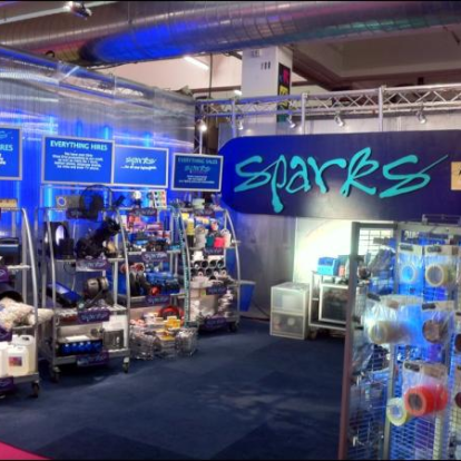 Sparks Theatrical ( Lighting ) Hire Ltd