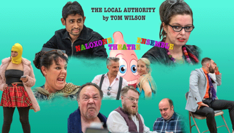 DON'T MISS The Local Authority At Joseph Rowntree Theatre