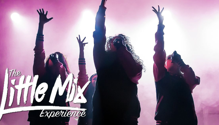 Win A Pair Of Tickets For The Little Mix Experience At The Theatre Royal Brighton...