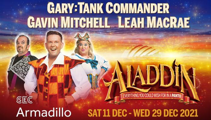 Aladdin Glasgow