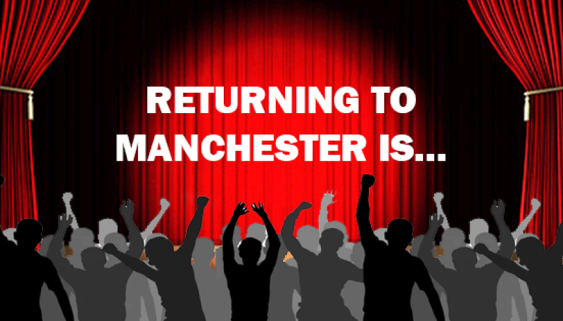 Two MAJOR Theatres in MANCHESTER are BACK!