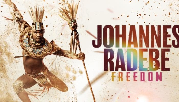 Johannes Radebe - Freedom