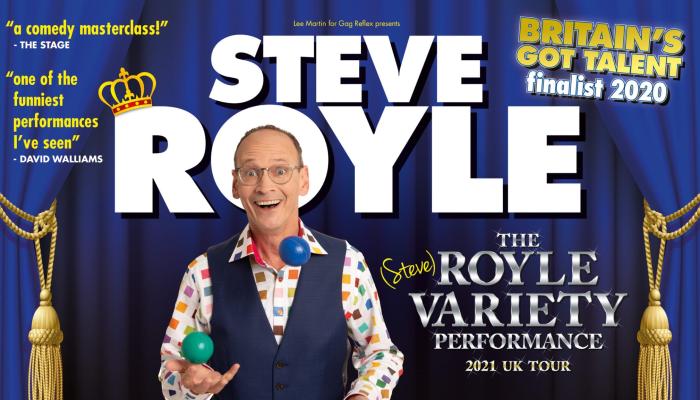 The (Steve) Royle Variety Performance