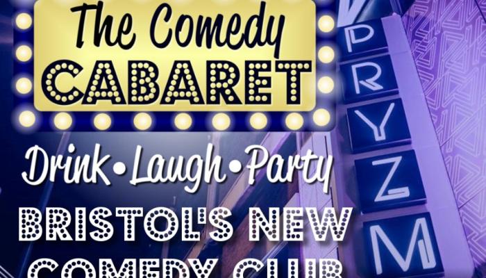 The Comedy Cabaret @ Pryzm Nightclub