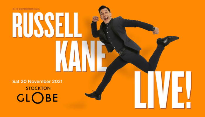 Russell Kane Live!
