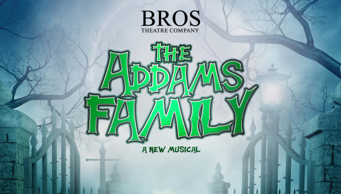 BROS presents The Addams Family