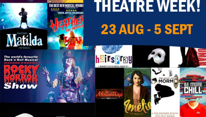London Theatre Week Begins!