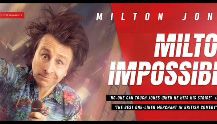 Milton Jones in Milton: Impossible