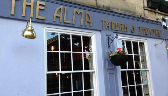 Alma Tavern and Theatre