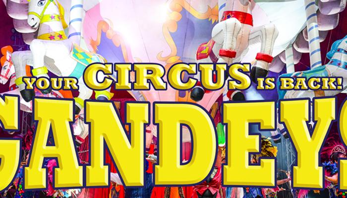 Gandeys Circus Tour