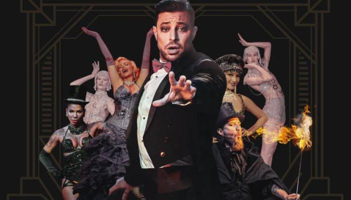 Cabaret All Stars! Featuring Duncan James