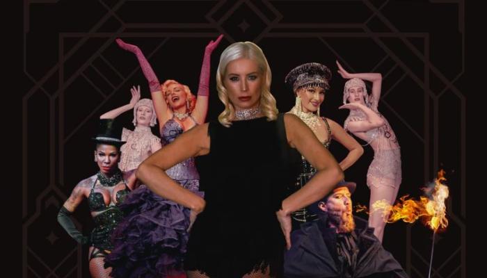Cabaret All Stars! Featuring Denise Van Outen
