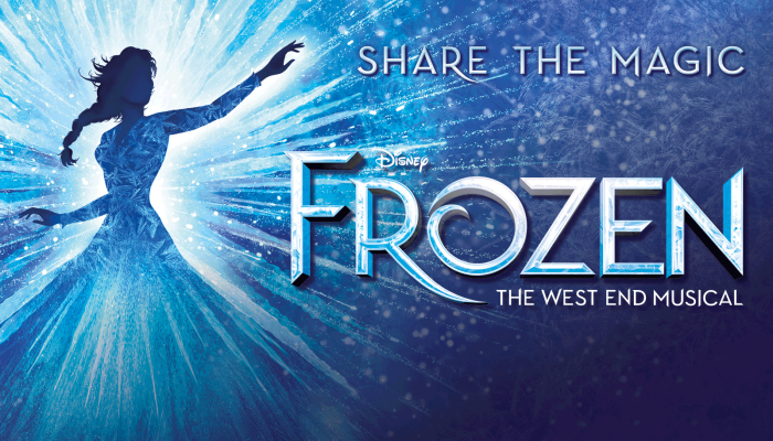 Frozen opens in the West End: Meet Elsa and Anna AKA Samantha Barks and Stephanie McKeon.