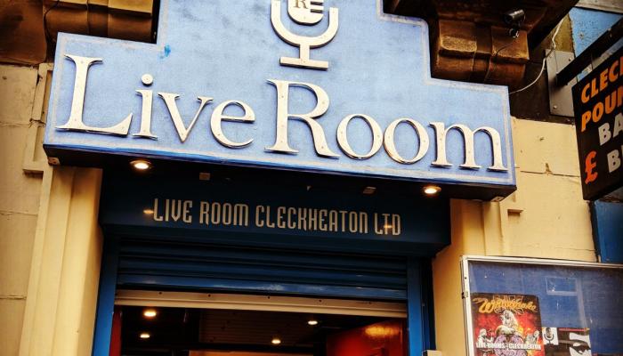 Live Room Cleckheaton