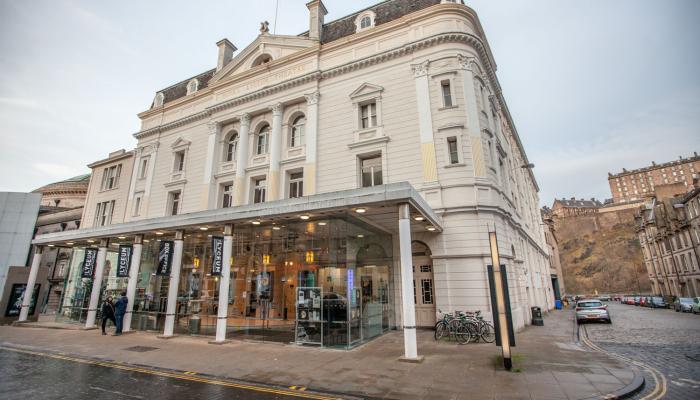 Royal Lyceum Theatre Edinburgh