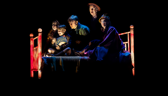 The World Stage Premiere Tour of Bedknobs and Broomsticks is here!