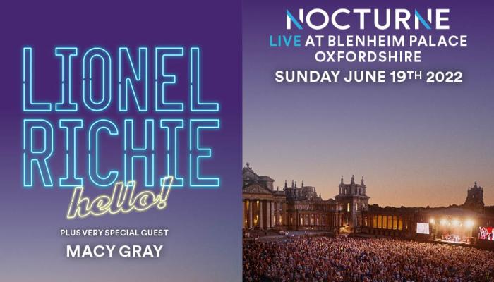Nocturne Live - Lionel Richie plus guests