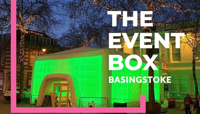 The Event Box Basingstoke