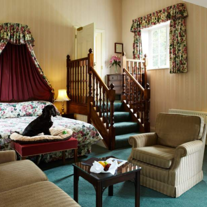 *Tylney Hall Hotel