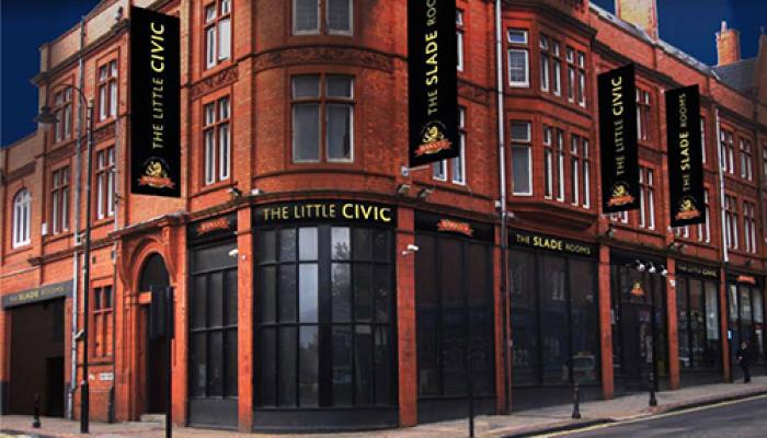 The Slade Rooms Wolverhampton