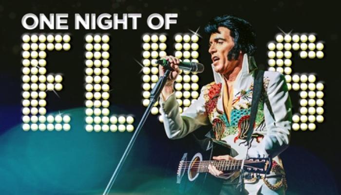 One Night of Elvis: Lee 'Memphis' King