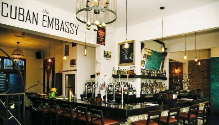 The Cuban Embassy