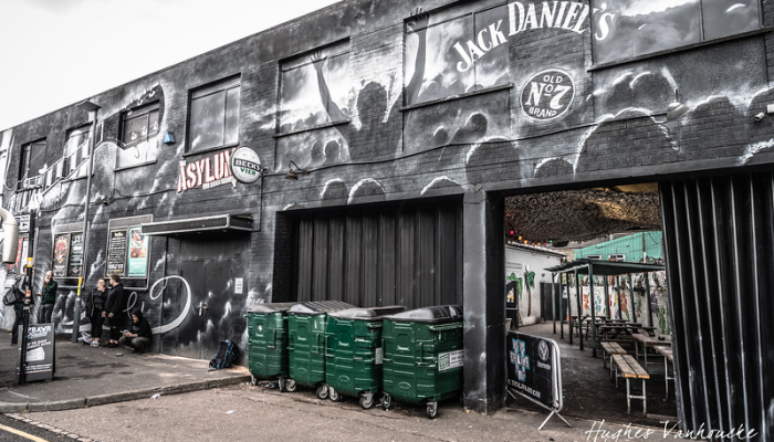 Asylum Bar and Venue