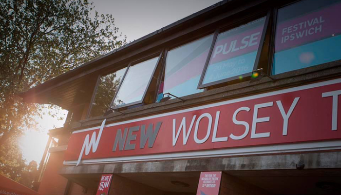 The New Wolsey Theatre
