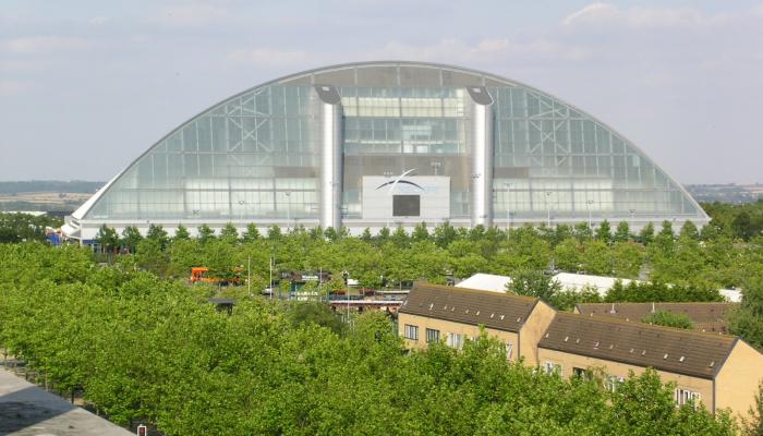 The Dome Mk