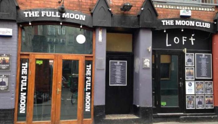 The Moon Club