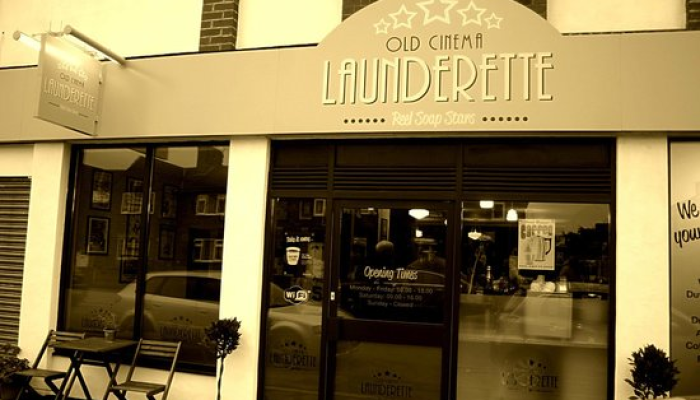 Old Cinema Launderette