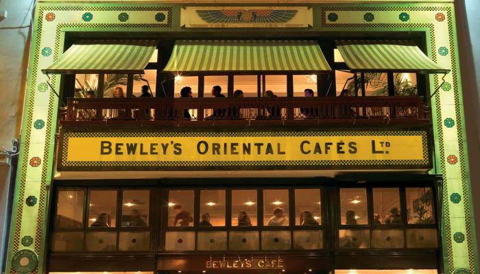 Bewleys Cafe Theatre