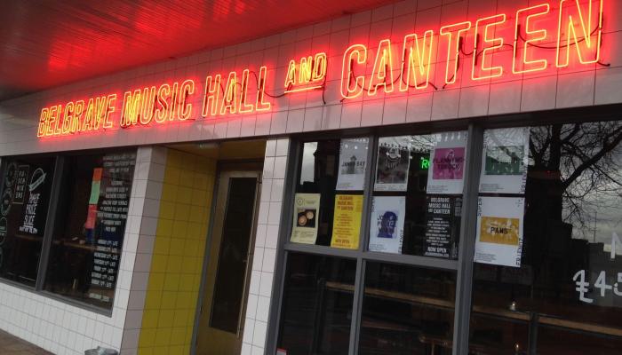 Belgrave Hall & Canteen