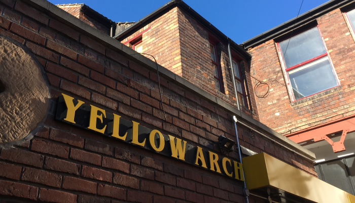 Yellow Arch Studios