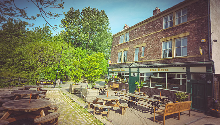 The Cumberland Arms