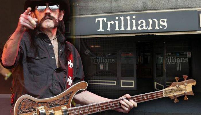 Trillians Rock Bar